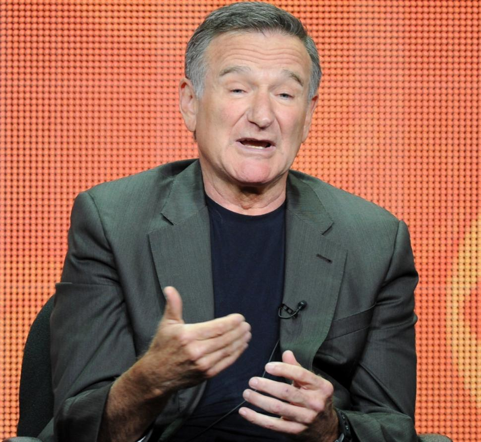 Robin Williams dead at 63: Oscar-winning actor found after apparent suicide