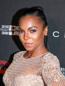 WEST HOLLYWOOD, CA - FEBRUARY 07:  Singer Ashanti attending Primary Wave 9th Annual Pre-Grammy Prty at RivaBella on February 7, 2015 in West Hollywood, California.  (Photo by Paul Redmond/WireImage)